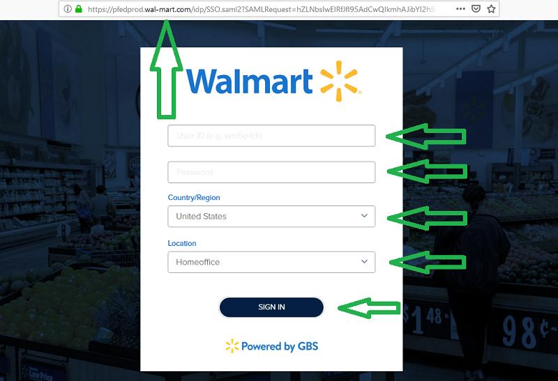 one walmart com login - Walmart OneWire